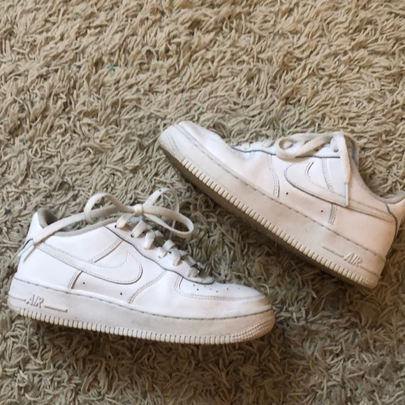 Nike Shoes | Nike Air Force Ones Size 6
